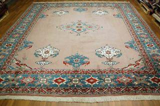 Wunderschöner Milas Teppich Ca: 333x309cm Handrug Tapis Tappeto Bild