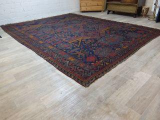 Sehr Alte Orient Teppich Ca.  227 X 326 Cm Kelim Kilim Perserteppich Carpet Rug Bild