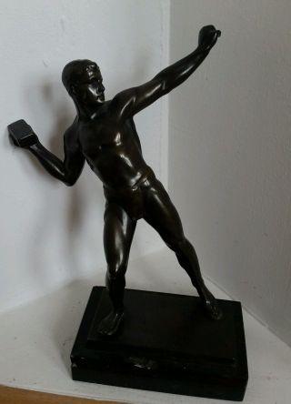 Bronze Figur Bild