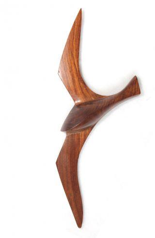 Wandhänger Eine Möwe Holz 25,  5 Cm 9302 Bild