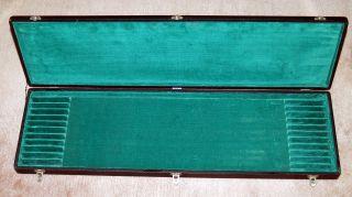 Koffer Für 12 Violinbögen,  Gut Erhalten Bild