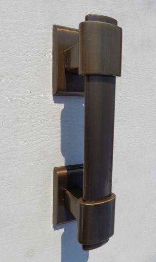 Stossgriffe,  Portalgriffe Carlo Bonomini,  Mod.  Aurora 180 Mm Bild