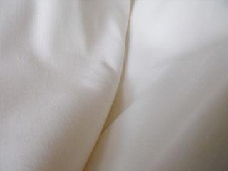 Leinen Stoff 2x Rest Naturweiß,  B 180 Cm Ges.  385 Cm,  Uni,  Toll Bild