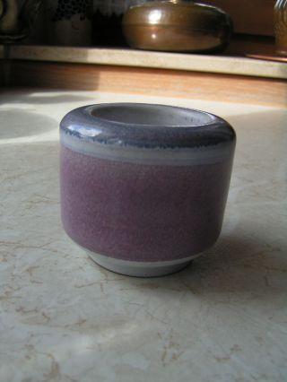 Kmk Kupfermühle Teelichthalter Dekor Cirrus Nr.  23972 - 6 Cm Hoch - Bild