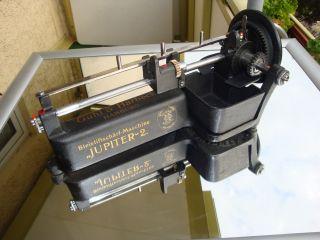 Jupiter 2 K Bleistiftschärfmaschine Von Guhl & Harbeck German Pencil Sharpener Bild