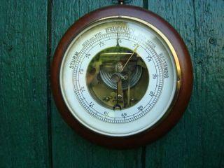 Alte Wetterstation Altes Barometer Bild