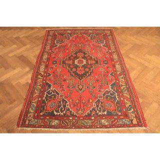 Alt Handgeknüpft Orient Teppich Malaya Kurde Old Rug Carpet Tappeto 200x130cm Bild
