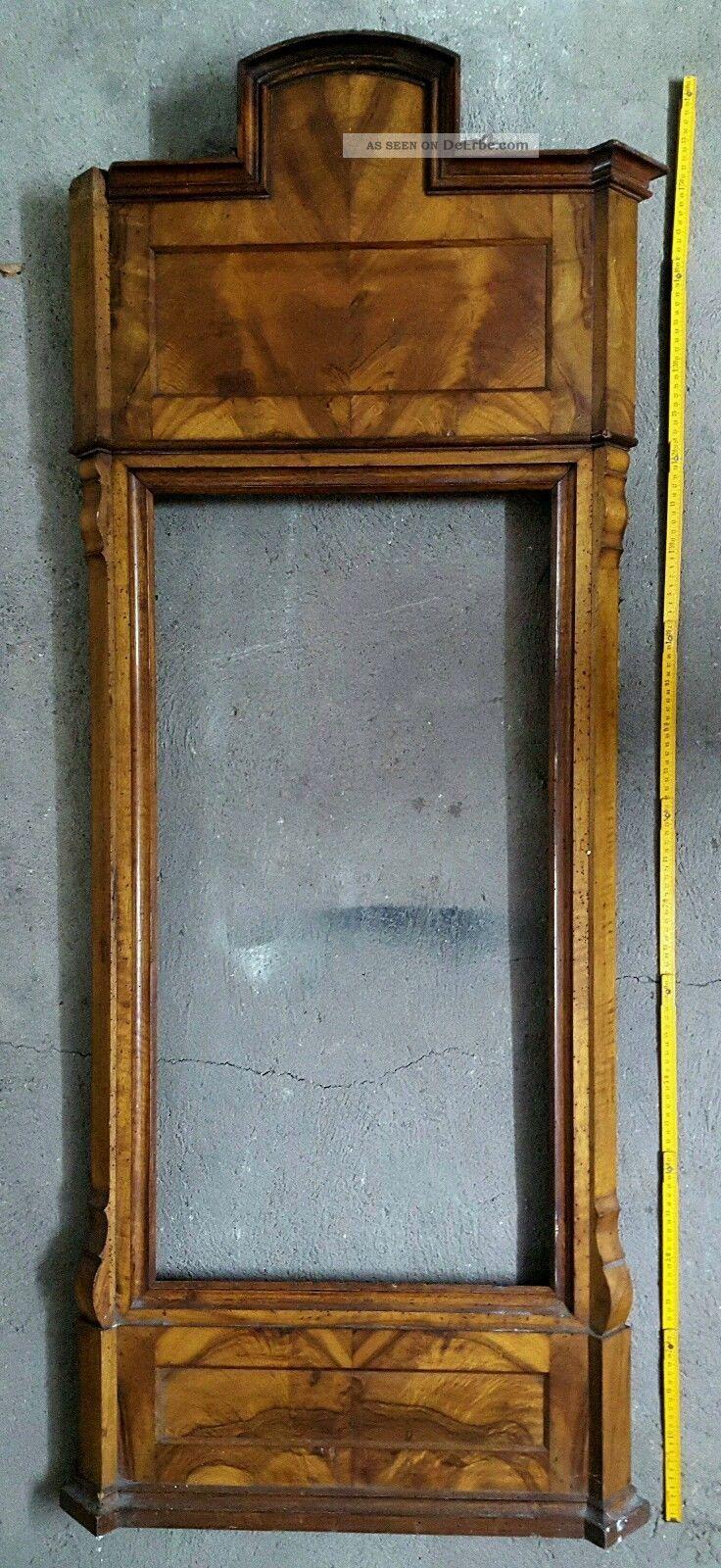 Spiegelrahmen Antik Von 1800 Antike Bild