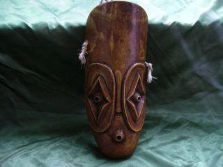 Holz Maske,  Schnitzerei,  Afrika,  Übersee,  Holzschnitzerei,  Dekoration,  Wandmaske Bild