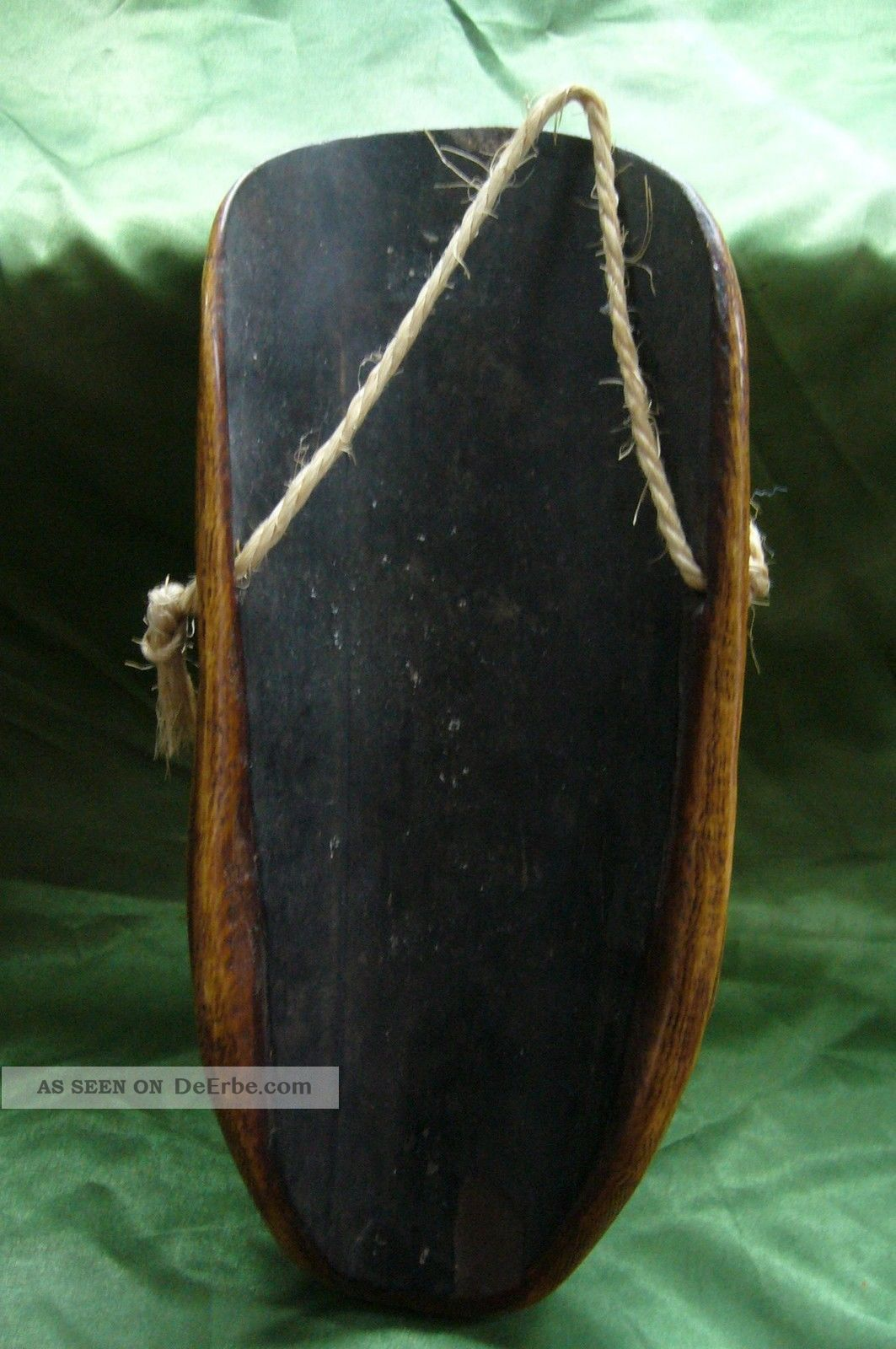Holz maske schnitzerei afrika bersee holzschnitzerei - Dekoration afrika ...