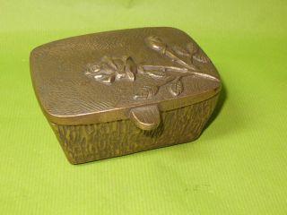Weihwasserkessel Weihwasserschale Bronze Allerheiligen Bild