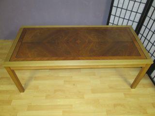 Seventies,  Intarsien,  Tisch,  Wohnzimmer,  Couchtisch,  70er Jahre,  (it 018/14) Bild