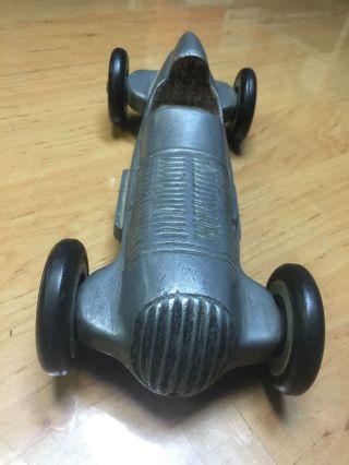 Guss - Rennwagen; Blechspielzeug; Blech;blechauto; Alt; Spielzeug Auto Bild