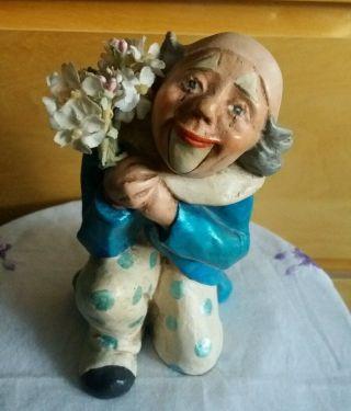 Achatit Clown - Naturstein - Bild