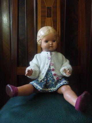 Schöne Antike Schildkröt Puppe Bild