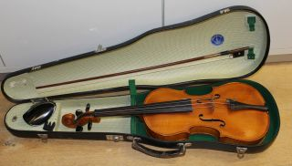 Alte Geige Violine Old Violin Bild
