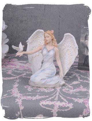 Engelfigur SammlerstÜck Von Veronese Schutz Engel Weihnachten Schutzengel Bild
