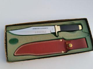 Altes Anton Wingen Jr - Othello Solingen Messer Unbenutzt Knife Couteau Germany Bild