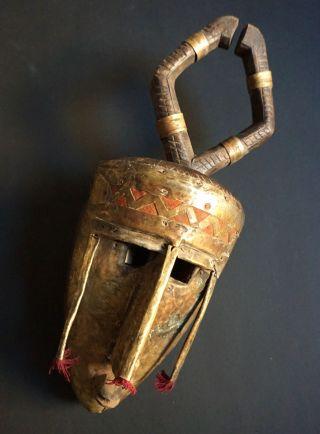 Marka Maske,  Mali - Marka Mask,  Mali Bild