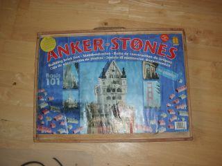 Anker Steinbaukasten Basis 101 Anker Stones Nicht Vollständig Ca 1000 Steine Bild