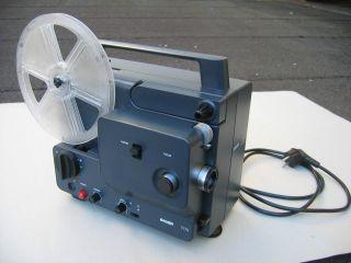 8 Tonfilmprojektor Bauer T 170 Sound 60er Jahre Originalverpackung Bild
