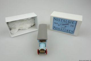 Epoche Nostalgie Miniaturen Nr 5 Möbelwagen Dt Expressgesellschaft 7,  2cm S4821 Bild