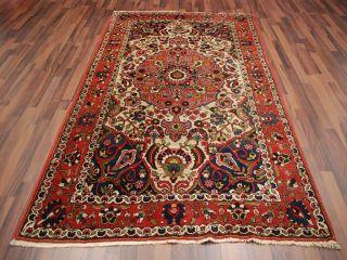 Antiker Orientteppich Ca.  205 X 130 Cm Antiquerug Carpet Tappeti 295 Bild