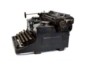 Schreibmaschine Triumph Standard 12,  30er Jahre Bild