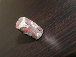 Alte Heilung Dzi Bead Himmelsperle Perle Tibet China Tian Zhu 3 Auge Gesegnet Bild