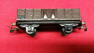 Piko Ho Offener Güterwagen Hartplaste Logo G Ch - Allt - Sehr Gute Erhaltung Bild