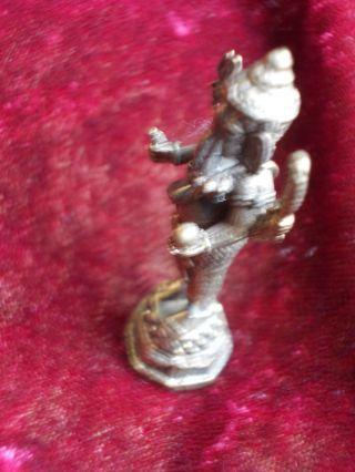 Miniatur,  Indischer Elephanten - Gott,  Ganesha,  Ganesh,  - Unvers. Bild