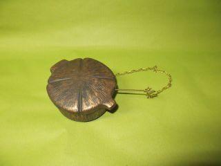 Weihwasserkessel Weihwasserschale Bronze,  Weihwasserpinsel Bild
