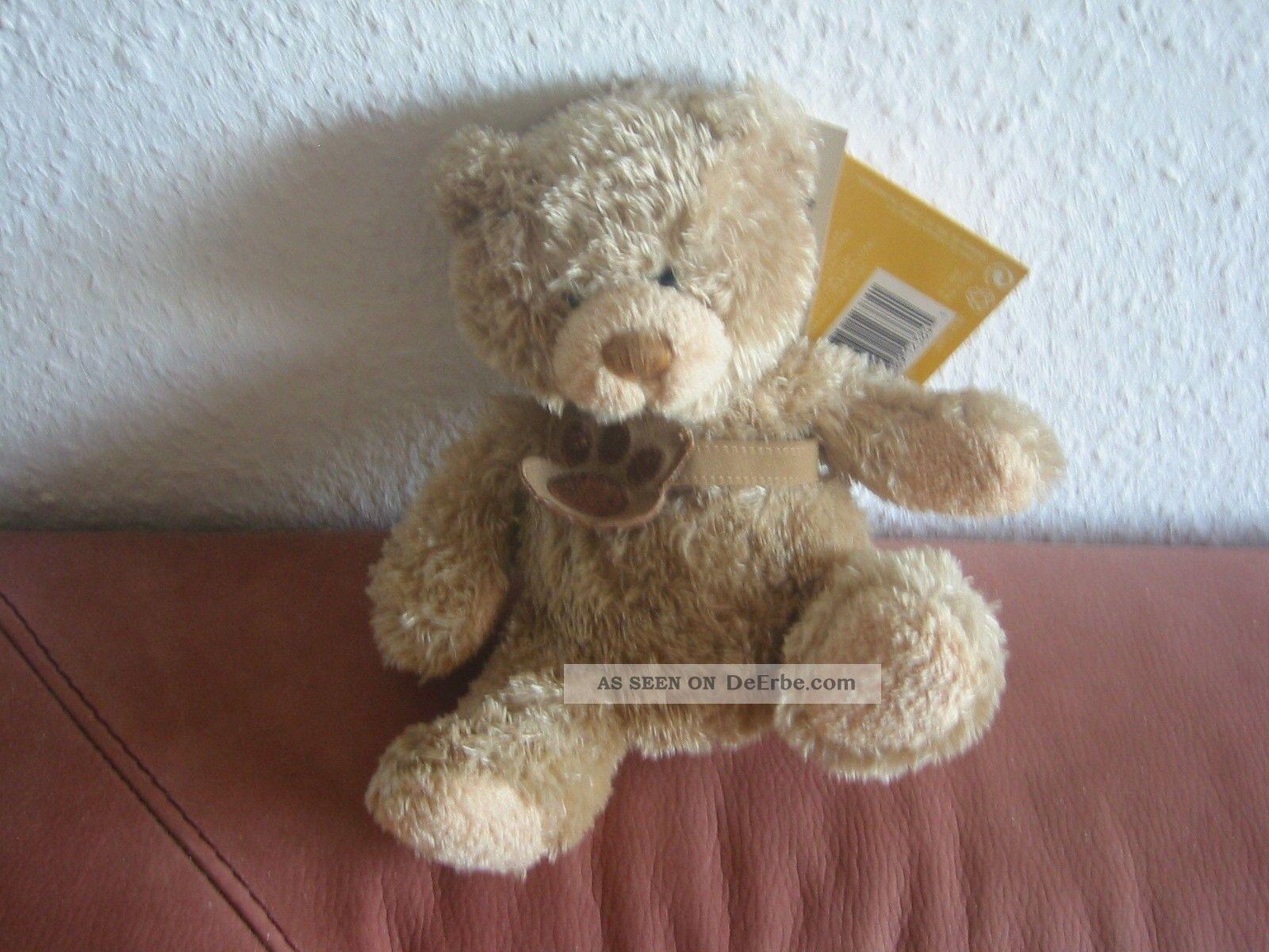 Teddybaer - Teddy - - HÖney Baer - Bestzustand - KÜnstlerarbeit - BÄr Stofftiere & Teddybären Bild