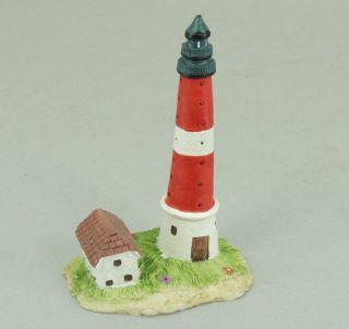 10 Stück Maritim Deko Leuchtturm - 14,  5 Cm Maritime Dekoration Nr.  319367 Bild