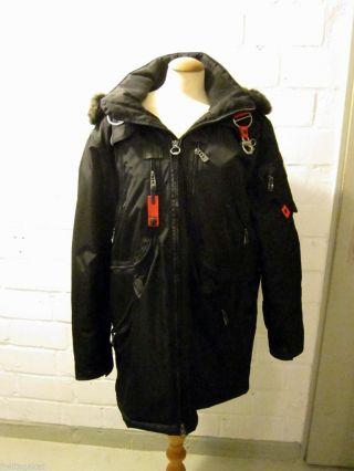 Wellensteyn Multifunktionsjacke Herren Gr Xl 52 - 54 Winterjacke Jacke Mantel Bild