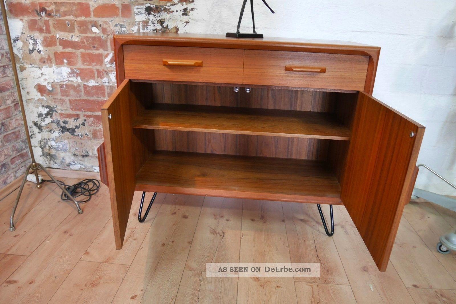schrank 60er design. Black Bedroom Furniture Sets. Home Design Ideas
