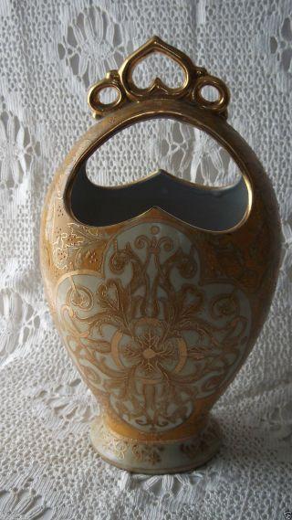 Satsuma Vase Bild