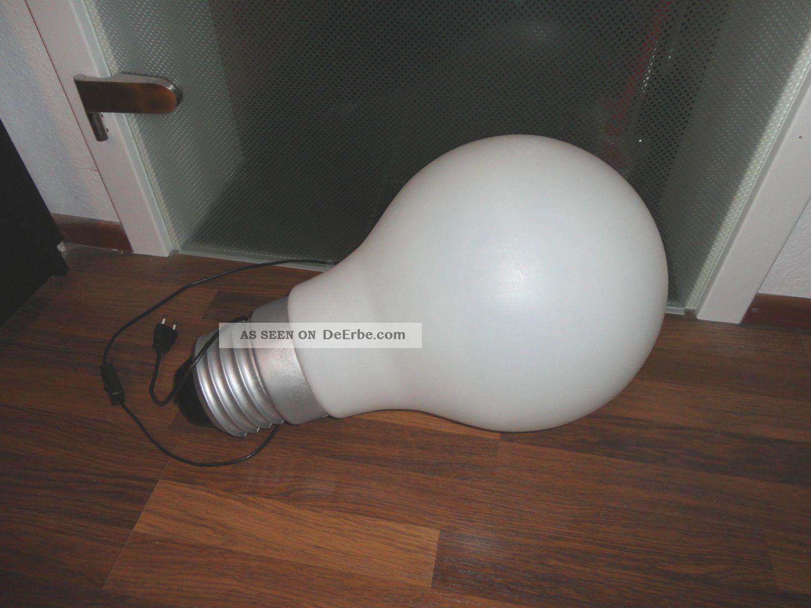 vintage ingo maurer bulb bulb lampe gl hbirne design m rarit t. Black Bedroom Furniture Sets. Home Design Ideas