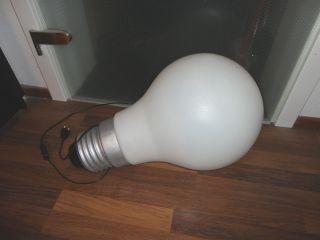 Vintage - Ingo Maurer - Bulb Bulb Lampe Glühbirne - Design M - RaritÄt Bild