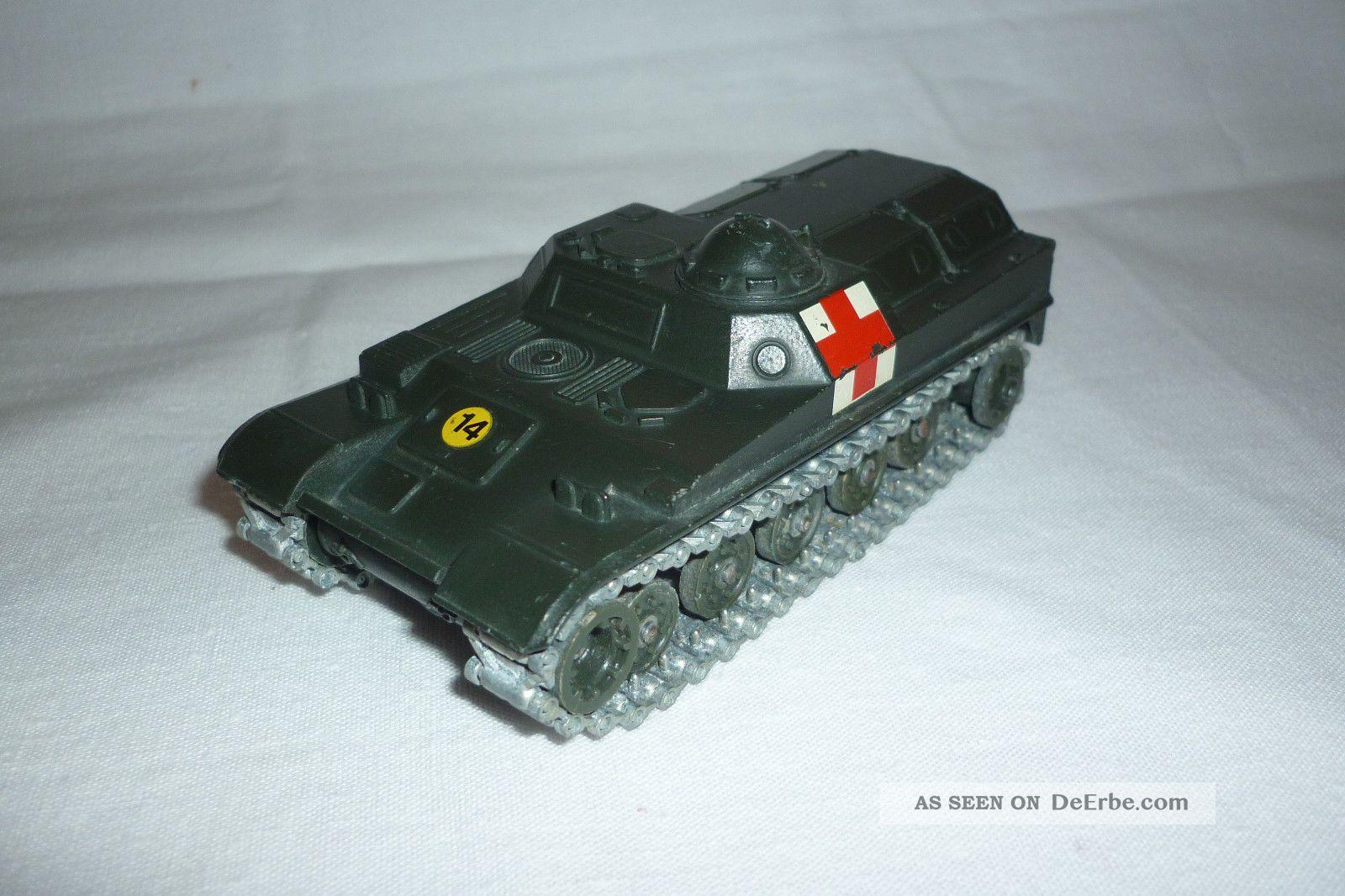 Solido - Metallmodell - Panzer / Tank - Amx - 13t V C I - 1:50 - (4.  Bm - 59) Gefertigt nach 1970 Bild