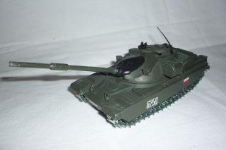 Polistil - Metallmodell - Panzer / Tank - Chieftain Mk 3 - 1:50 - (4.  Bm - 65) Bild