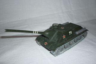 Solido - Metallmodell - Panzer / Tank - Char Su 100 - Ussr - 1:50 - (4.  Bm - 62) Bild