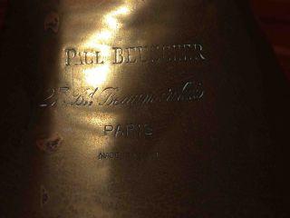 Historisches,  Französisches Jagdhorn Paris C1900 P.  Beuscher Parforcehorn Cornet Bild