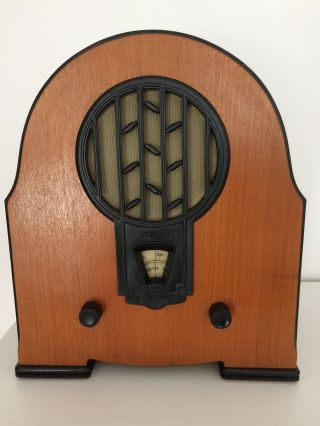 Philips Nostalgie Radio Rb 634/02 Antik Klassiker Retro Radio Bild