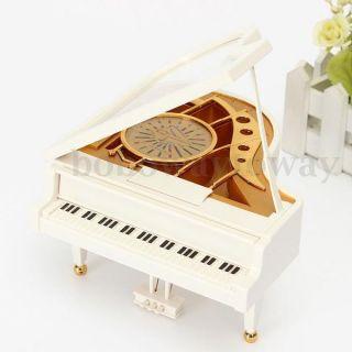 Spieluhr Klavier Ballerina