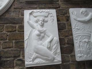 Schinkel Gips Relief Vom Berliner Baumeister Museumskopie SchÖn Deko Top Bild