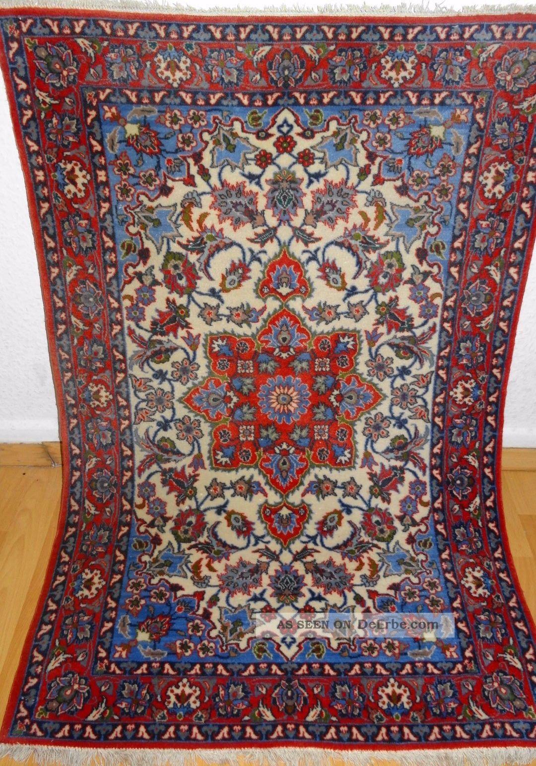 Echte Handgeküpfte - Perser Teppich Top / Ware - Tappeto - Tapis,  Rug,  1 Million - K/n Teppiche & Flachgewebe Bild