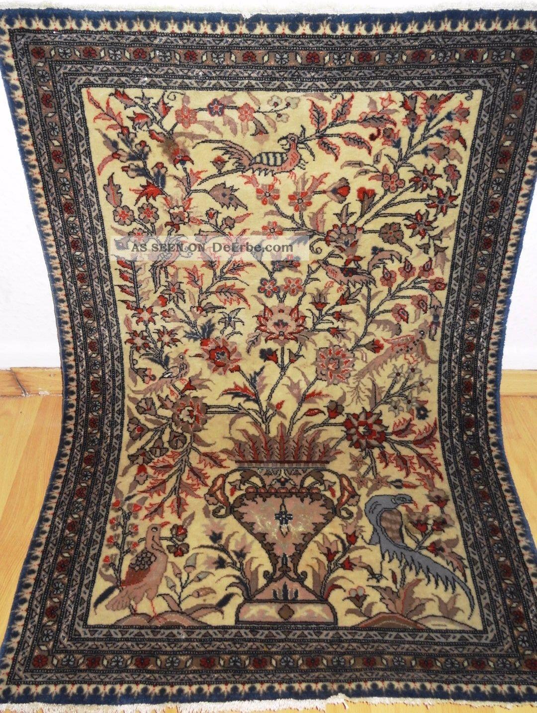 Echte Handgeküpfte - China Teppich Top / Ware - Tappeto - Tapis,  Rug,  1 Million - K/n Teppiche & Flachgewebe Bild