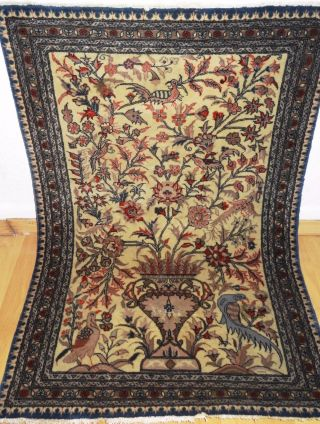 Echte Handgeküpfte - China Teppich Top / Ware - Tappeto - Tapis,  Rug,  1 Million - K/n Bild