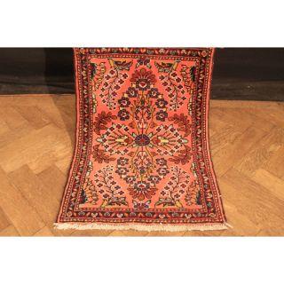 Fein Handgeknüpft Blumen Perser Teppich Re Import Us Sarug Carpet Tappeto Tapis Bild